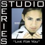 Live For You [Studio Series Performance Track]
