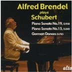 Schubert: Piano Sonatas Nos. 19 & 15; German Dances