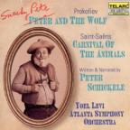 Peter Schickele: Sneaky Pete and The Wolf; Camille Saint-Saens: Carnival of the Animals