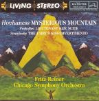 Alan Hovhaness: Mysterious Mountain; Sergei Prokofiev: Lieutenant Kij&#233; Suite; Igor Stravinsky: The Fairy's Kiss