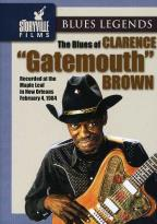 "Blues Of Clarence ""Gatemouth"" Brown"