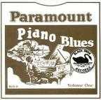 Paramount Piano Blues 1928 - 32, Vol. 1