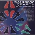 Rainbow Quartz Label Sampler 2003