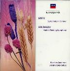 Grieg: Symphony in C minor; Goldmark: Rustic Wedding Symphony