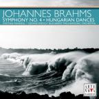 Brahms: Symphony No. 4; Hungarian Dances