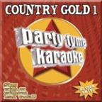 Party Tyme Karaoke: Country Gold 1