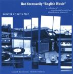 "LMJ CD Series Vol 11 - Not Necessarily ""English Music"""