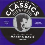 Chronological Martha Davis 1946-1951