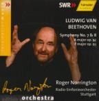 Beethoven: Symphonies Nos. 7 &amp; 8