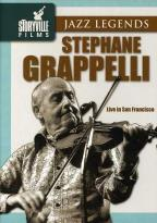 Stephane Grappelli - Live In San Francisco