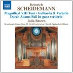 Heinrich Scheidemann: Organ Works, Vol. 6
