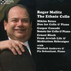 Roger Malitz: Ethnic Cello