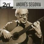 Best of Andr&#233;s Segovia: The Millennium Collection