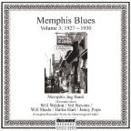 Memphis Blues, Volume 3: 1927-1930