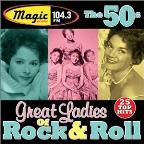WJMK: Great Ladies of Rock 'N' Roll 50's
