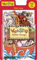 Wee Sing Bible Songs (Book and CD)