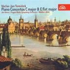 Vaclav Jan Tomasek: Piano Concertos in C major and E major