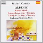 Albeniz: Piano Music
