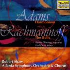 John Adams: Harmonium; Rachmaninov: The Bells