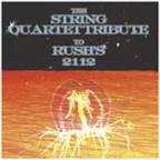 String Quartet Tribute to Rush's 2112