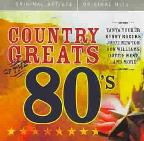 Country Greats Of The 80's