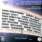 All Star Parade Of Jazz And Blues Legends On LRC LTD. / Groove Merchant - Full Cut Sampler, Vol. 2