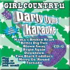 Party Tyme Karaoke: Girl Country, Vol. 11