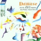 Jean-Michel Damase: Music For Flute, Harp & Strings
