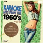 Karaoke Hits From The 1960's, Vol. 10