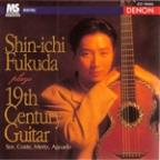 Shin-Ichi Fukuda Plays 19TH Century Guitar - Sor, Coste, Etc