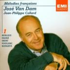 Jose Van Dam sings Mélodies Francaises / Collard