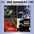 Four Classic Albums: That's Nat/Introducing Nat Adderley/To the Ivy League/Much Brass