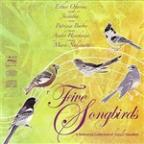 Five Songbirds: A Reference Collection Of Female Voices