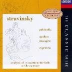 Classic Sound - Stravinsky: Pulcinella, etc / Marriner