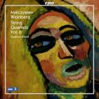 Mieczyslaw Weinberg: String Quartets, Vol. 6
