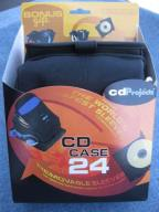 CD Sport Player Case - 24 Disc Capacity