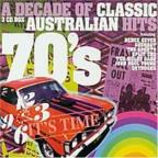 Decade Of Australian Hits: The 70's