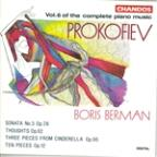 Prokofiev: The Complete Piano Music, Vol. 6