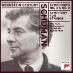 William Schuman: Symphonies Nos. 3, 5 & 8