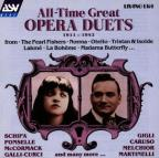 All-Time Great Opera Duets 1911-1942 / Schipa, Gigli, Et Al