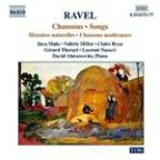 Ravel: Songs for Voice & Piano