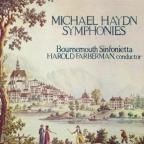 Michael Haydn: Eight Symphonies / Farberman, Bournemouth
