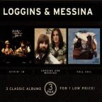 Sittin' In/Loggins And Messina/Full Sail