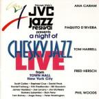 Night of Chesky Jazz Live at Town Hall: JVC Jazz Festival