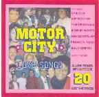 Motor City Love Songs