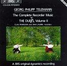 Telemann: The Complete Recorder Music, Vol. 2 - The Duets