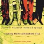 Coming From Somewhere Else: The Rocketown Writers Series Vol. 1