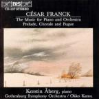 Franck: Music for Piano & Orchestra