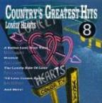 Country Hits 8: Lonely Hearts
