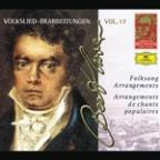 Beethoven: Volkslied - Bearbeitungen, Vol. 17